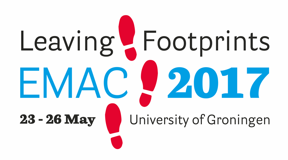 EMAC 2017 Poster: Self-presentation by brand: Antecedents, consequences, and mediating roles